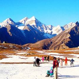 Romantic Kullu Manali Shimla Tour 5 Nights 6 Days